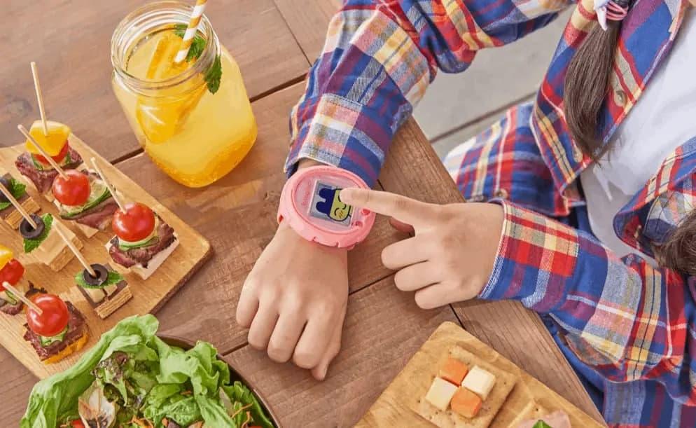 Tamaogtchis 的下一步是智能手表