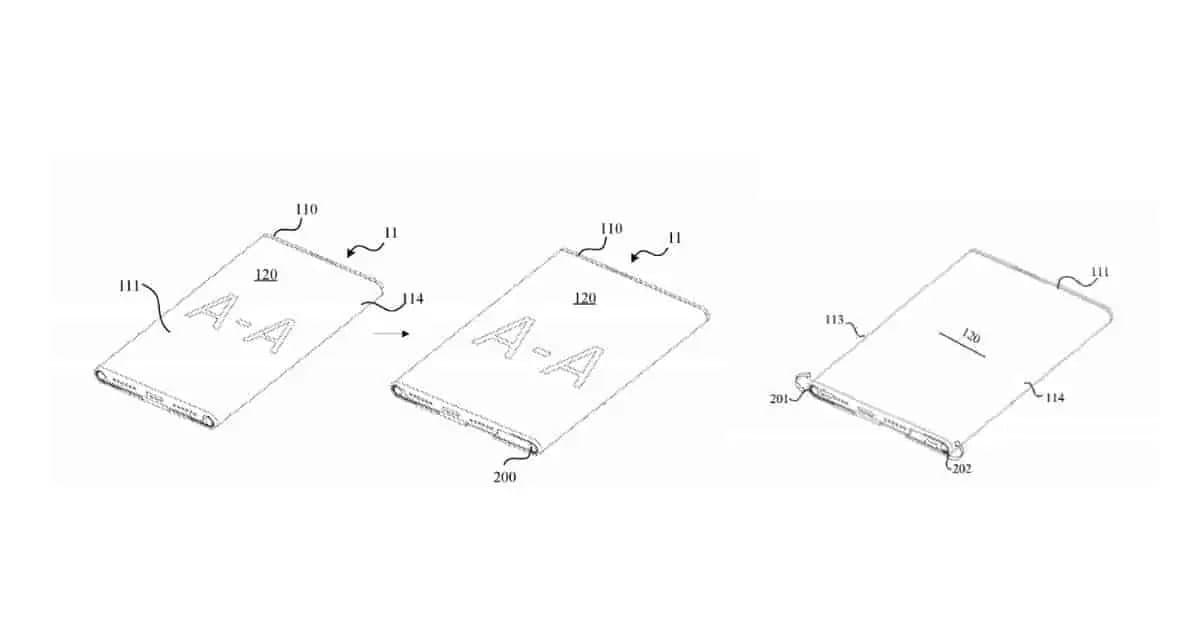 小米想开发一款不同的可卷曲智能手机