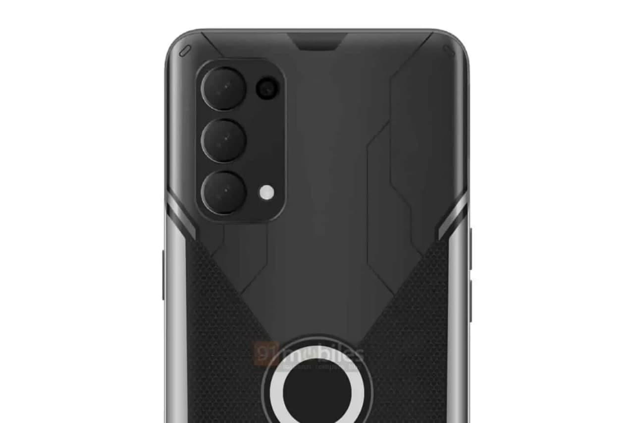 OPPO可能正在开发一款游戏智能手机