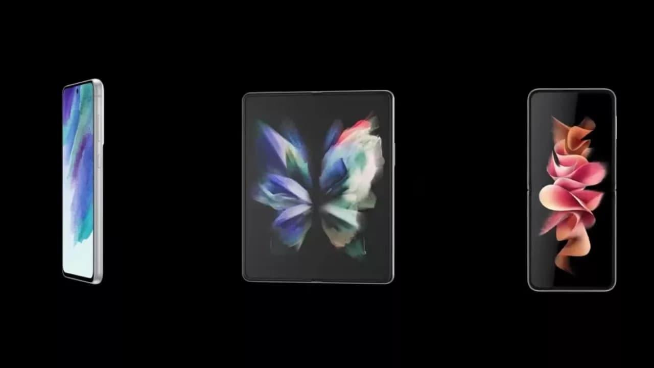 科技资讯:三星 S21 FE、Fold 3 和 Z Flip 都泄露了漂亮的 360 度图像