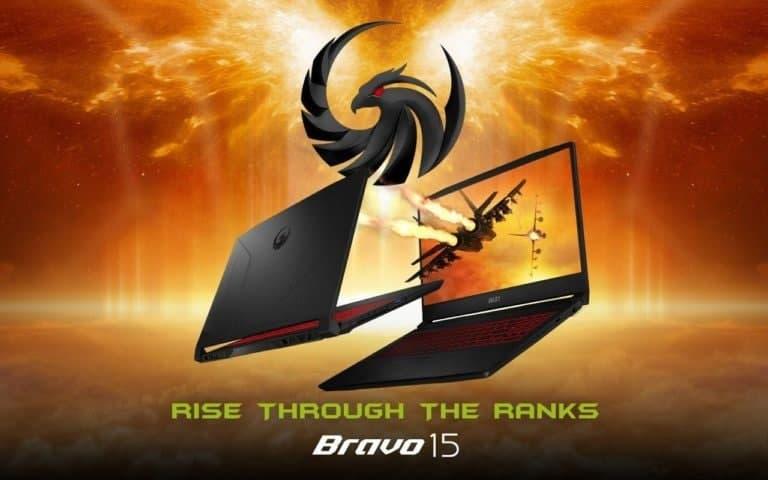 MSI 宣布全新的所有 AMD 游戏笔记本电脑
