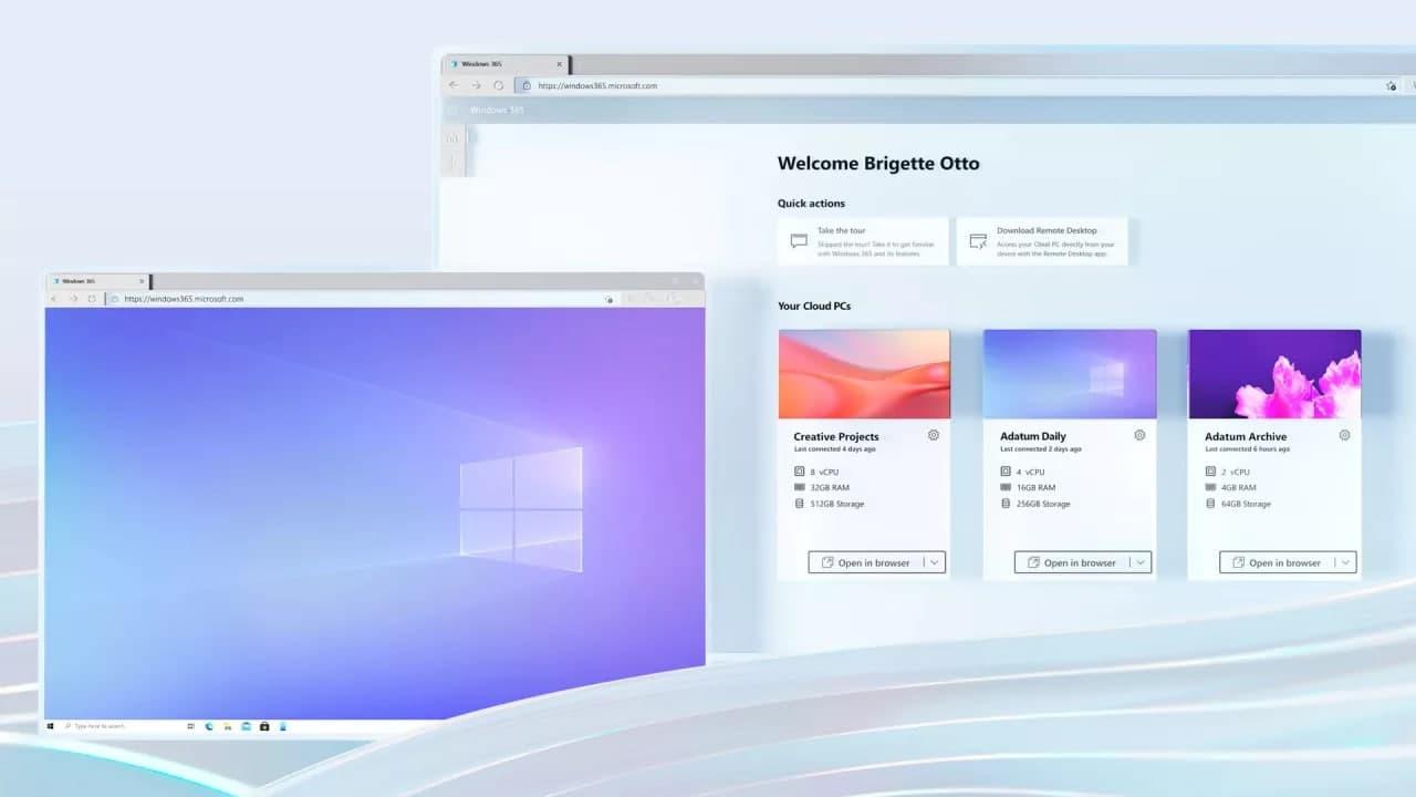 微软将 Windows 移至云端以降低计算成本