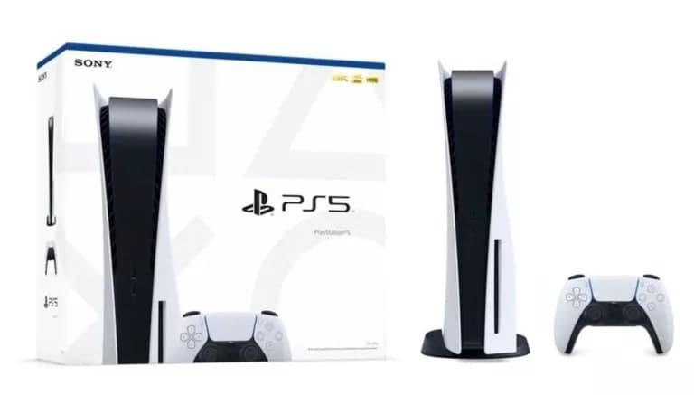 索尼 PlayStation 5 评级