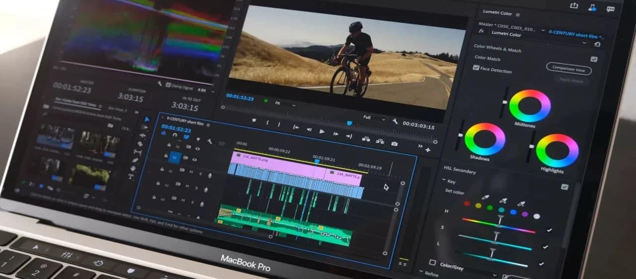 Apple 的 M1 Mac 现在在 Adobe Premiere 中获得原生支持