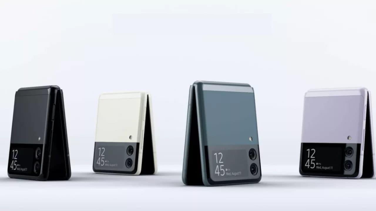 作为该品牌的第一次,三星为其即将推出的可折叠智能手机提供多种折价