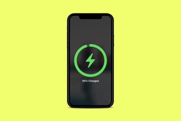 iPhone 13 的充电速度可能会更快,但速度不会快得多