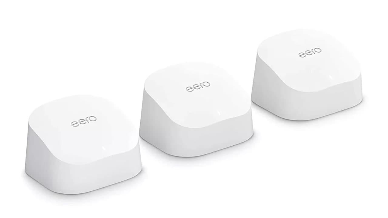 Eero 6 Mesh Wi-Fi 评测
