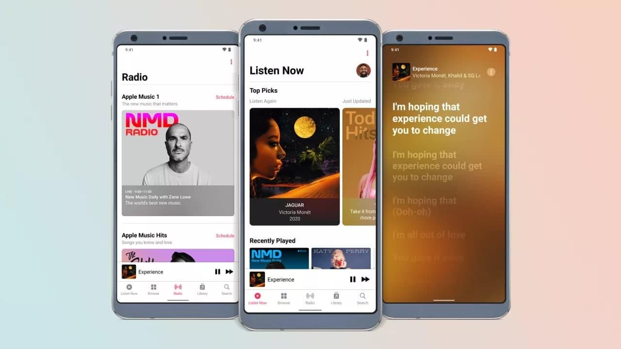 iOS 上的 Apple Music 有一个奇怪的遗漏,它使 Android 应用程序在功能方面处于领先地位
