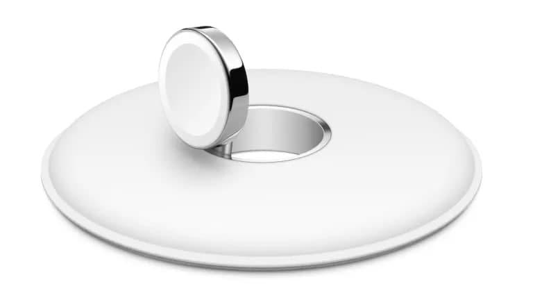 Apple Watch 磁性充电底座评测
