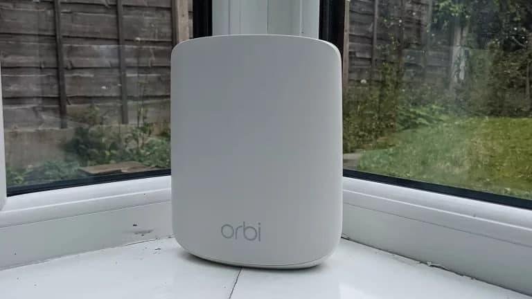 Netgear Wi-Fi 6 Orbi RBK353 评测