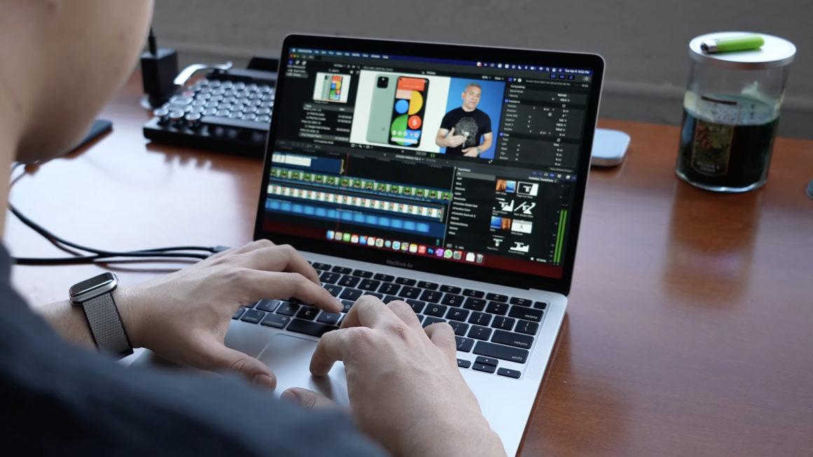 苹果最新款 M1 MacBook Air 起价 750 美元