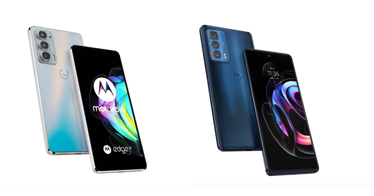 配备 6.67 英寸 OLED 显示屏的摩托罗拉 Edge 20、Edge 20 Pro 和 Edge 20 Lite 发布