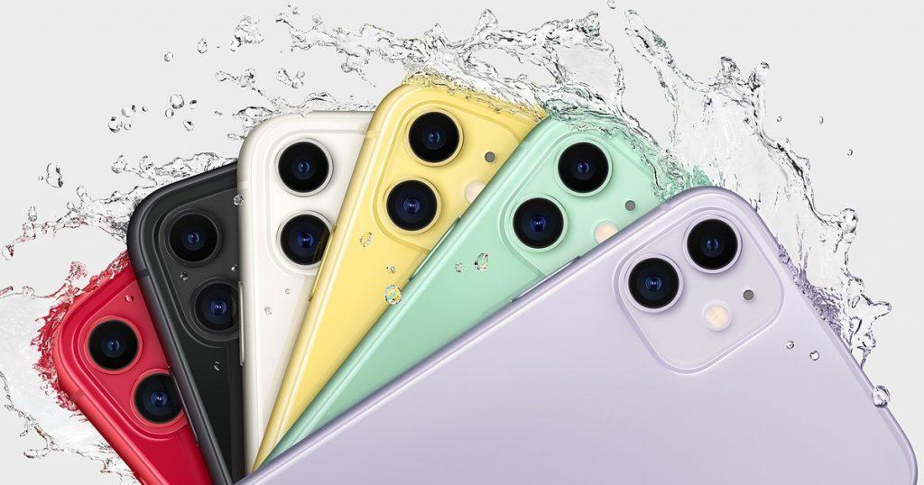 iPhone 11 在 Vijay Sales 的售价为 45,999 卢比