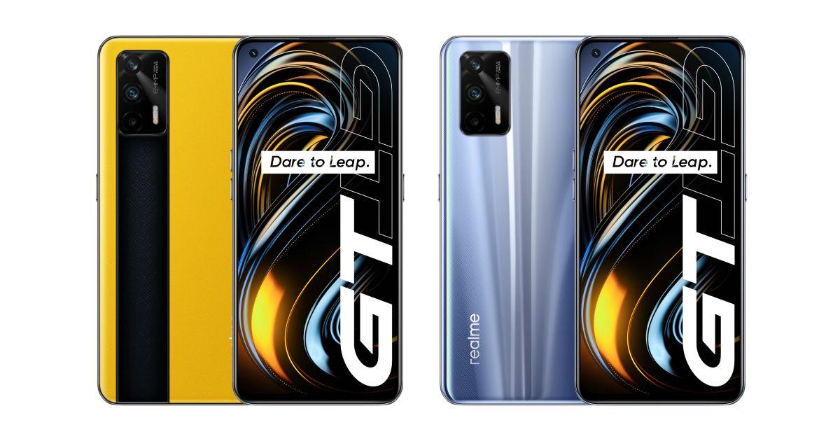 Realme GT、Realme GT 大师版将于 8 月 18 日在印度推出