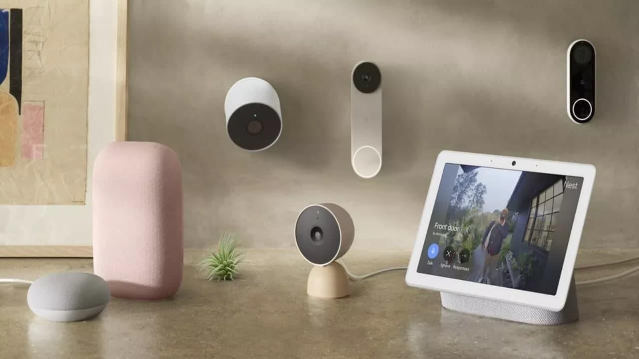 谷歌的新 Nest 摄像头和门铃功能更大,价格更低