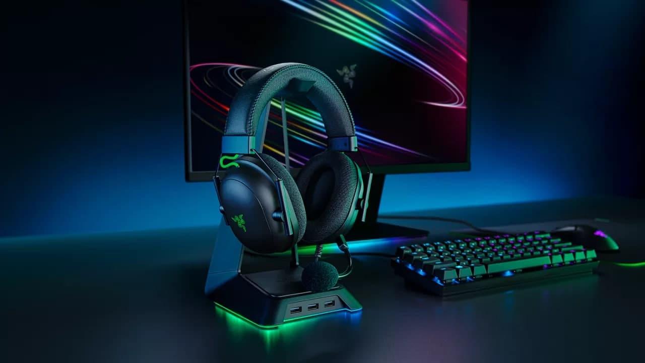科技资讯:Razer BlackShark V2 评测:一款音质出色的轻便游戏耳机