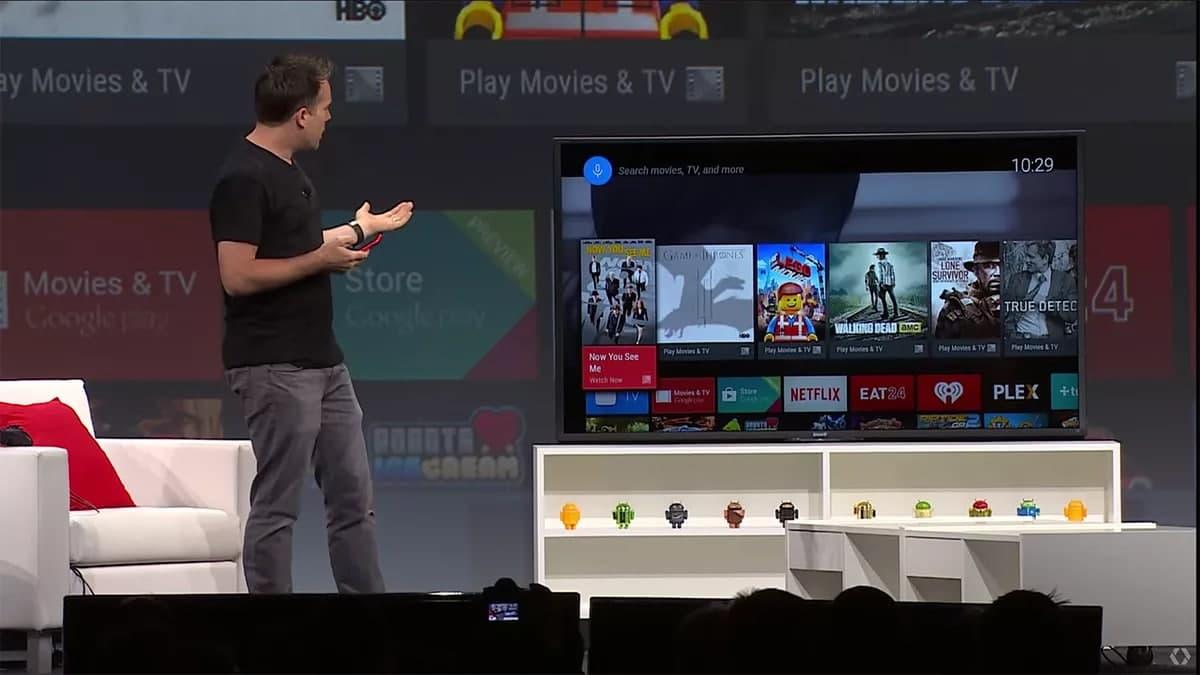只要谷歌不做谷歌,Android TV 看起来就会有光明的未来