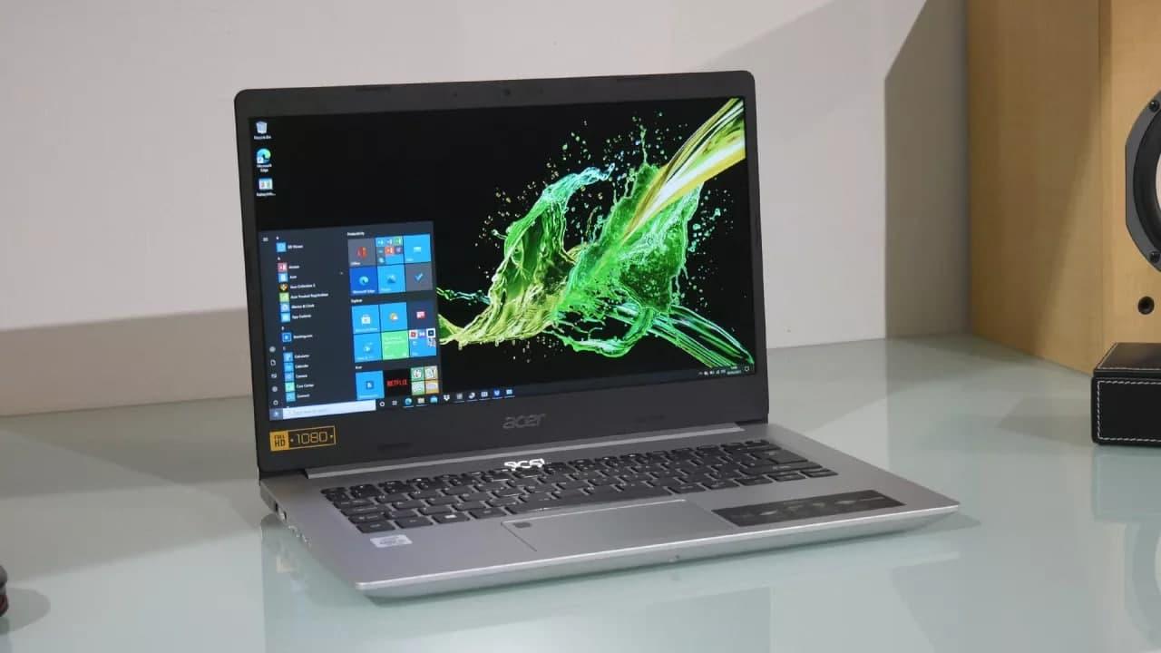 宏碁 Aspire 5 评测:不完全是一个外观,但这款笔记本电脑的价格非常重要
