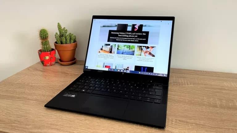 HP Elite Folio 评测:这款二合一笔记本电脑散发着专业精神