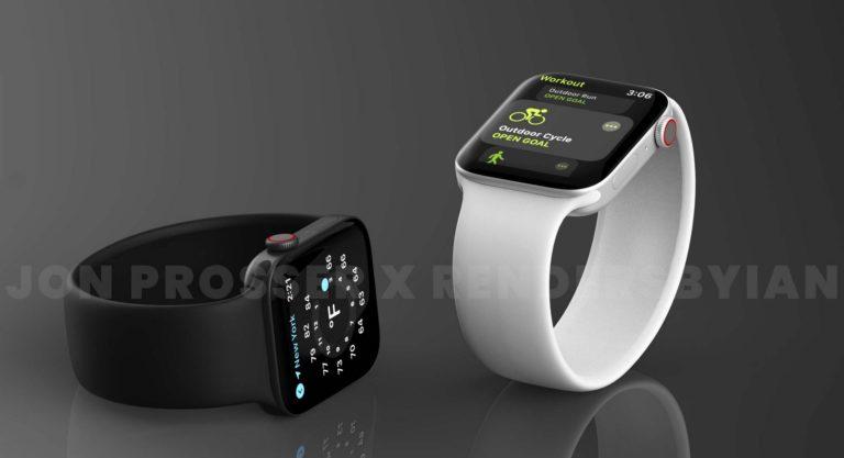 Apple Watch Series 7 可能因生产和质量问题而延迟