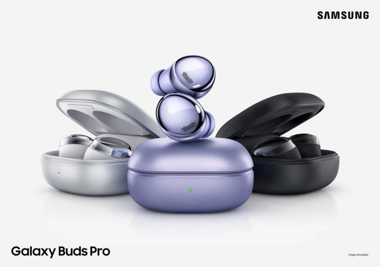 新更新为三星 Galaxy Buds Pro 带来 Galaxy Buds 2 功能