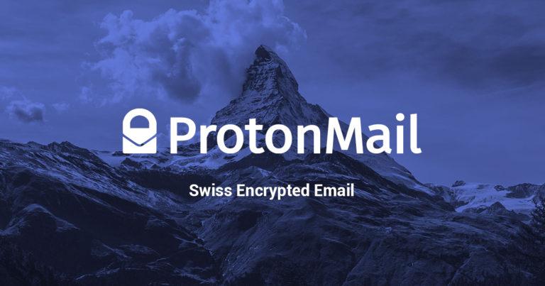 质子邮件在与当局分享活动人士的IP地址后受到审查