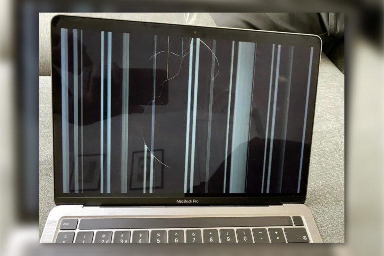 苹果因其M1 MacBook设计的碎屏而收到另一起集体诉讼
