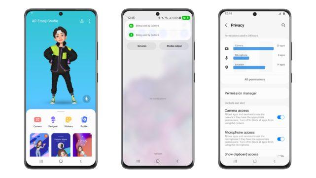 您现在可以下载并安装基于 Android 12 的 One UI 4 beta
