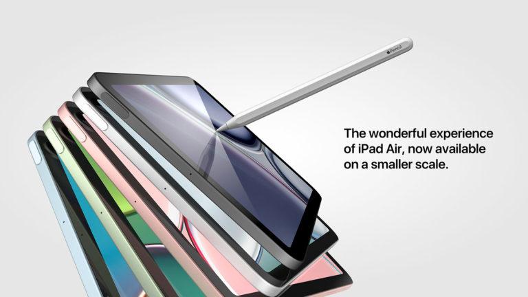 揭示 iPad  mini  的设计变化和对全尺寸 Apple  Pencil  的支持