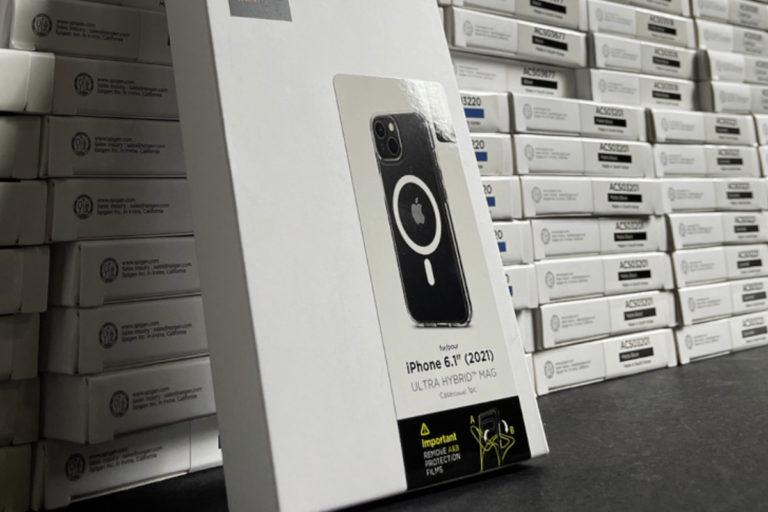 传闻中的 iPhone 13 摄像头布局得到了 Spigen 案例的证实