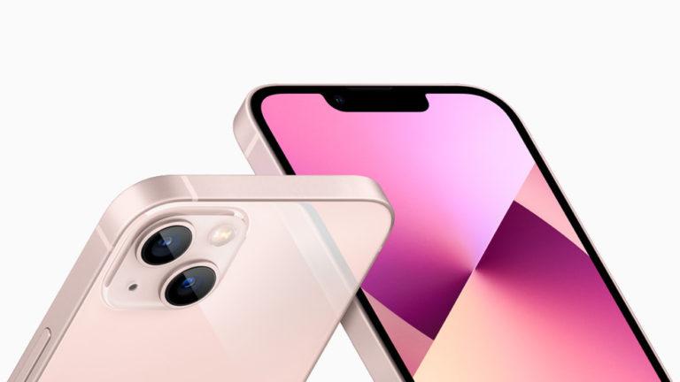 Apple iPhone 13 mini:规格