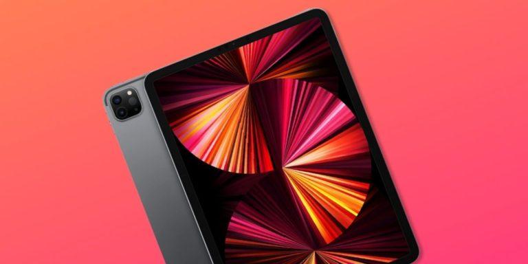 无声的 iPadOS 15 更新终于可以修复新的 iPad Pro?