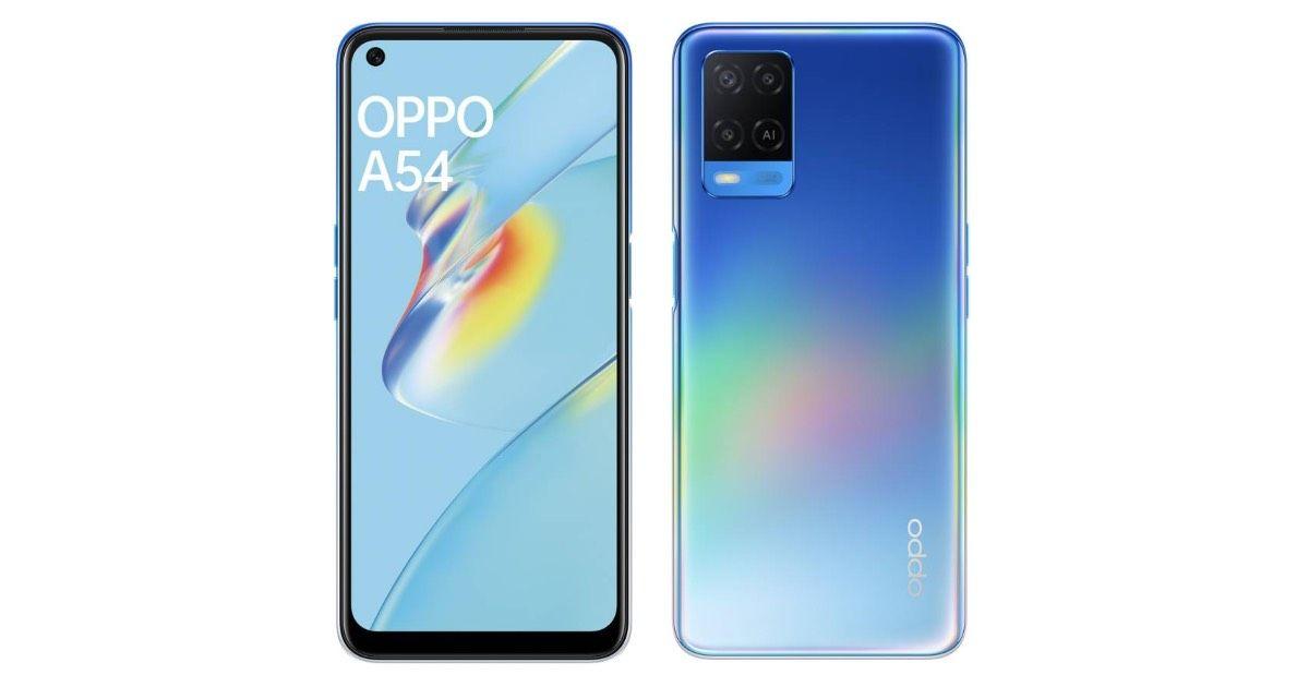 Oppo A54,印度的Oppo F19价格上涨,这是他们现在的价格
