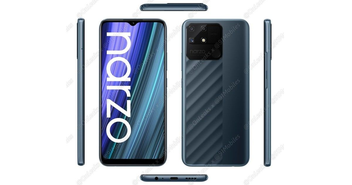Realme Narzo 50i 有望成为迄今为止最便宜的 Narzo 手机 定于 9 月 24 日发布