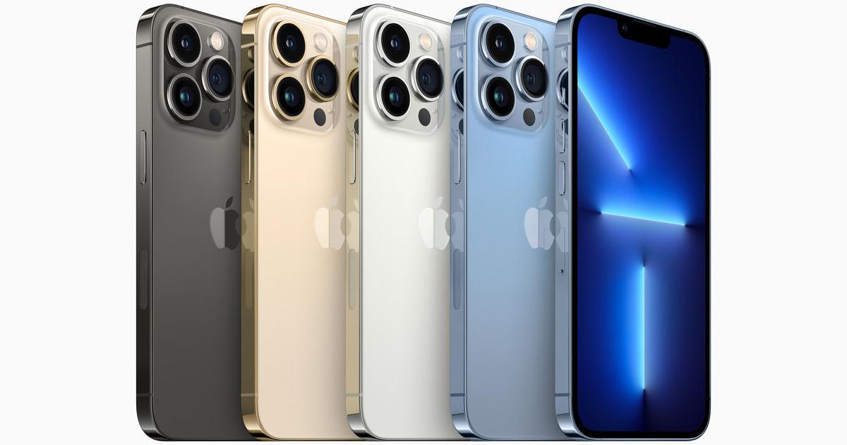 苹果公布的 iPhone 13 系列电池容量带来一些惊喜