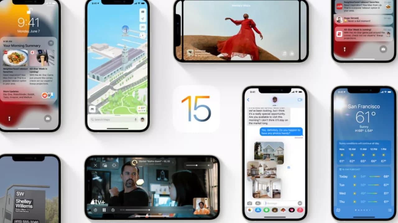 iOS 15 将于今天发布,这是您的 iPhone 或 iPad 何时可以使用