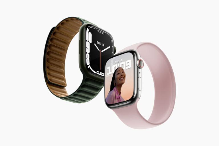报道:苹果手表系列7将于下周预购 10月中旬发货