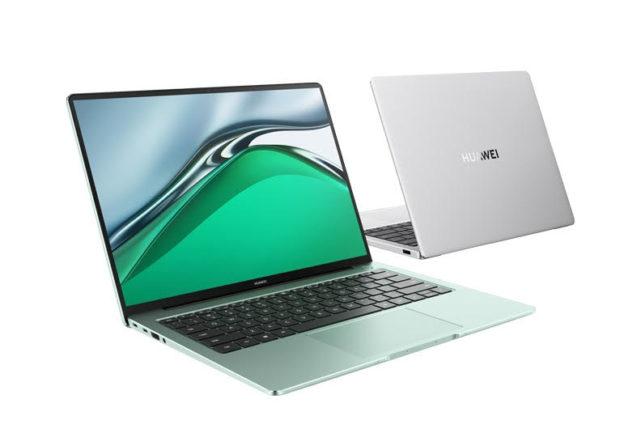 MateBook 14s 是华为最新款笔记本,第 11 代英特尔处理器