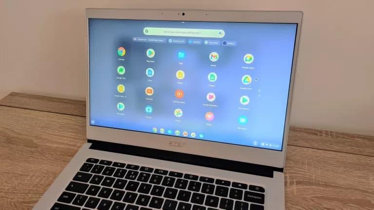 Acer Chromebook 514 评测:适合学生的基本预算 Chromebook