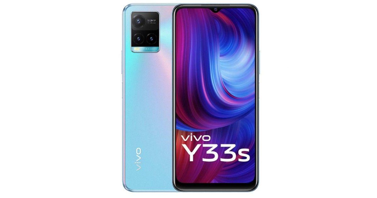 Vivo Y33s在印度的价格上涨,这是现在的价格