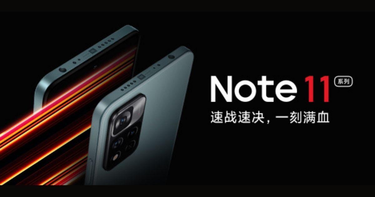 Redmi Note 11配备 iPhone 13 式扁平侧边,JBL 扬声器将于 10 月 28 日在中国推出