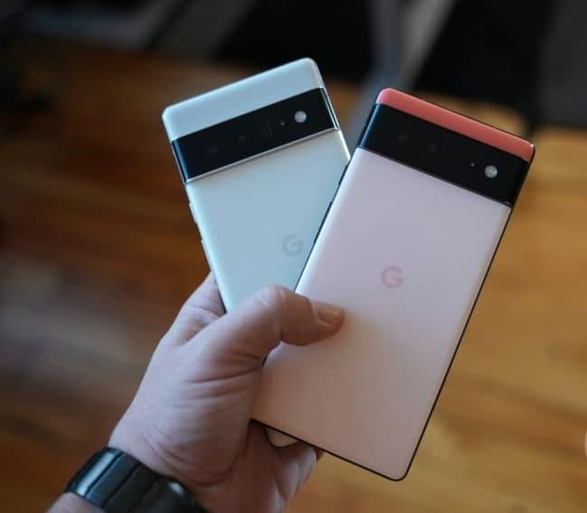 Google Pixel 6 只能获得三年的 Android 更新,而不是五年