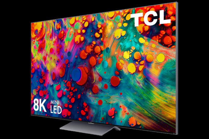 TCL 智能电视、游戏显示器和更多设备今天开始销售